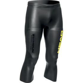Head Unisex SwimRun Race 6.2.1 3/4 Pants Black